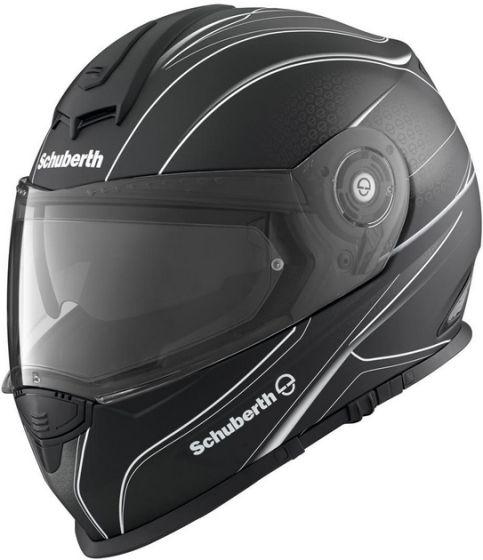 Schuberth S2 Sport - Dark Wave White - S Only!