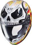 HJC FG-ST - Ghost Rider (Marvel)