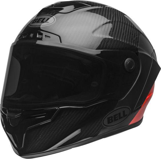 Bell Race Star - Flex DLX - Lux Black/Red