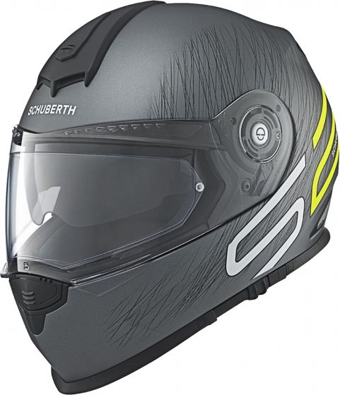 Schuberth S2 Sport - Drag Yellow - SALE