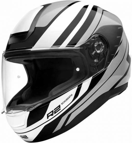 Schuberth R2 Enforcer Grey - Save £240! + FREE Visor