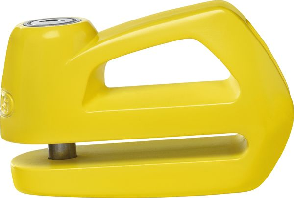 Abus Element 290 Disc Lock 10/60mm - Yellow