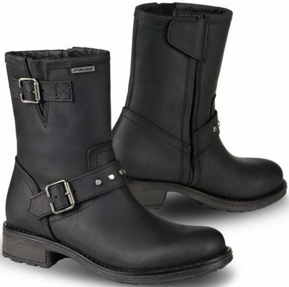 Falco Dany 2 Ladies Boots - Black
