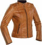 Richa Lausanne Ladies Leather Jacket - Cognac