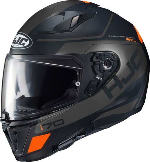 HJC I70 - Karon Black - SALE