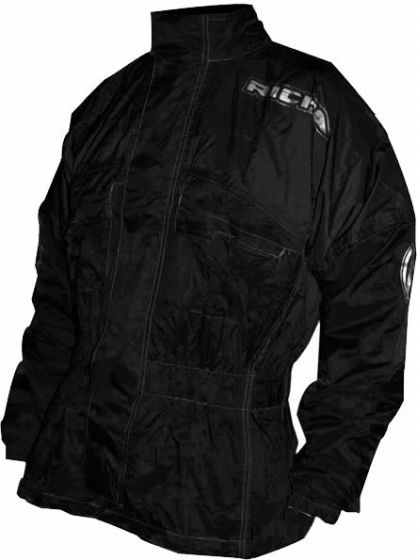 Richa Rain Warrior Jacket - Black