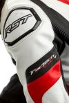 RST Tractech Evo 4 One-Piece Suit - White/Red