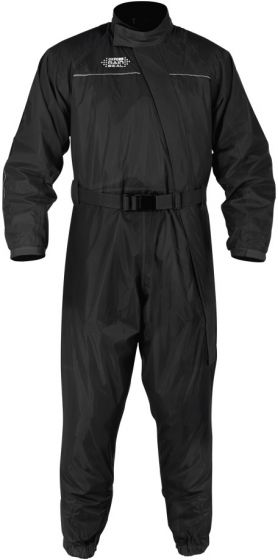 Oxford Rainseal Over Suit - Black