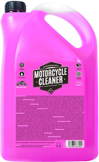 Muc-Off - Motorcycle Cleaner (5 Litre)