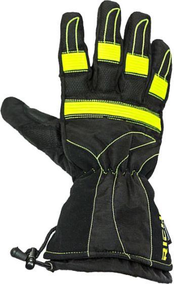 Richa Probe WP Gloves - Black/Fluo