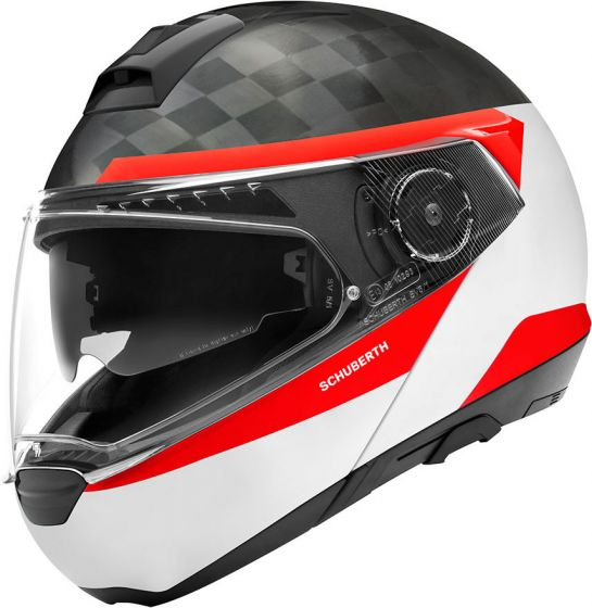 Schuberth C4 Pro Carbon - Delta White - SALE