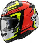 Arai Chaser-X - Pace Red