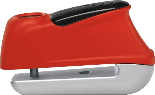 Abus Trigger Alarm 345 Disc Lock 5/50mm - Red