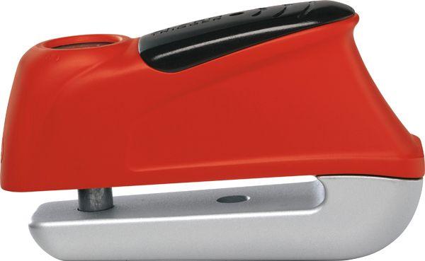 Abus Trigger Alarm 350 Disc Lock 9.5/50mm - Red