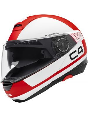 Schuberth C4 - Legacy Red - Save £290!