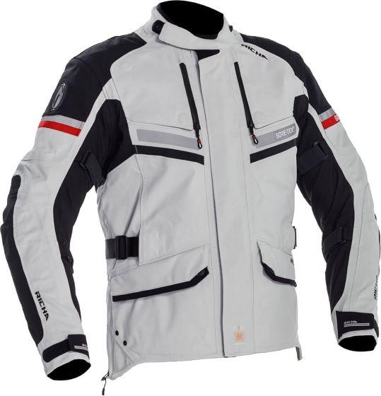 Richa Atlantic GTX Textile Jacket - Grey