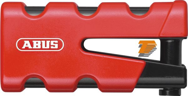 Abus Granit Sledg 77 Disc Lock 13/45mm - Grip Red