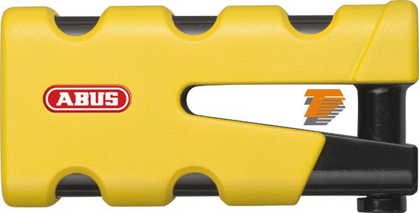 Abus Granit Sledg 77 Disc Lock 13/45mm - Grip Yellow