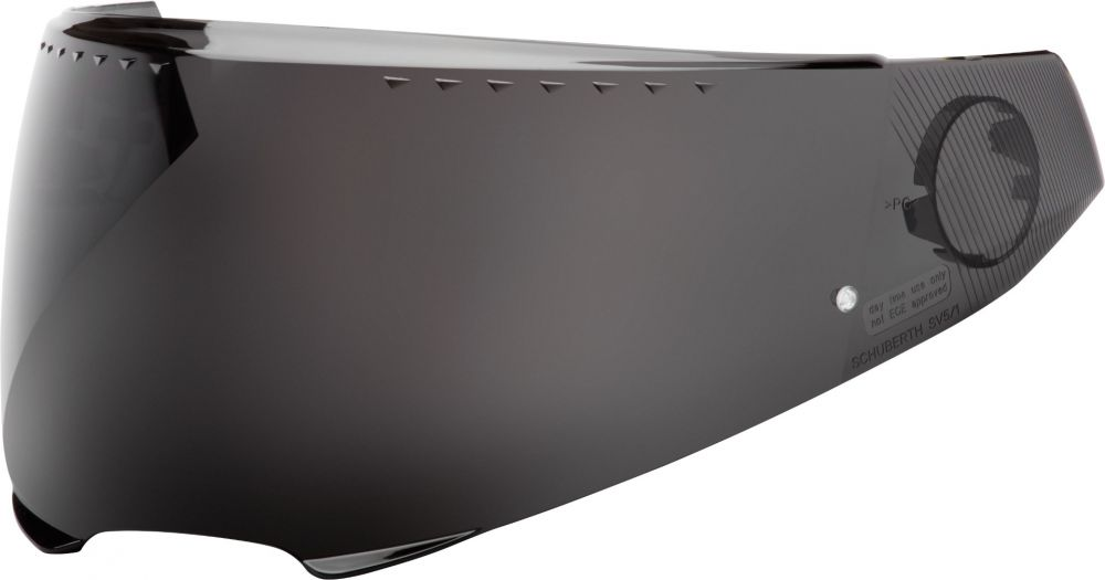 Schuberth Visor - C4/C4 Pro/C4 Basic - Dark Smoke
