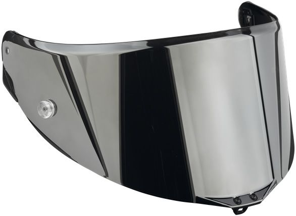 AGV Visor - Race 3 - Pista GP RR/Pista GP R/Corsa R - Iridium Silver