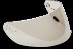 Bell Visor - RS-1/Qualifier - Iridium - Light Silver