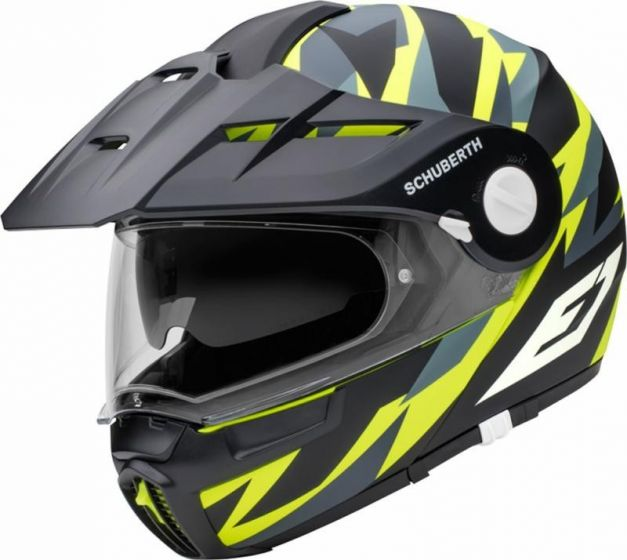Schuberth E1 - Rival Yellow