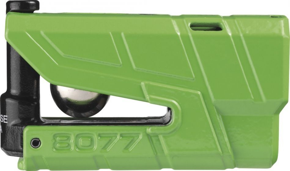 Abus Granit Detecto X-Plus 8077 Disc Lock - Green
