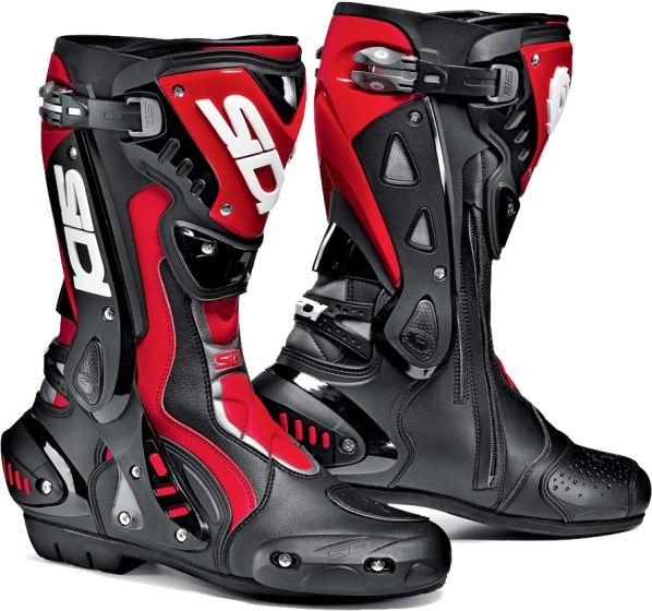 Sidi ST Boots - Red/Black