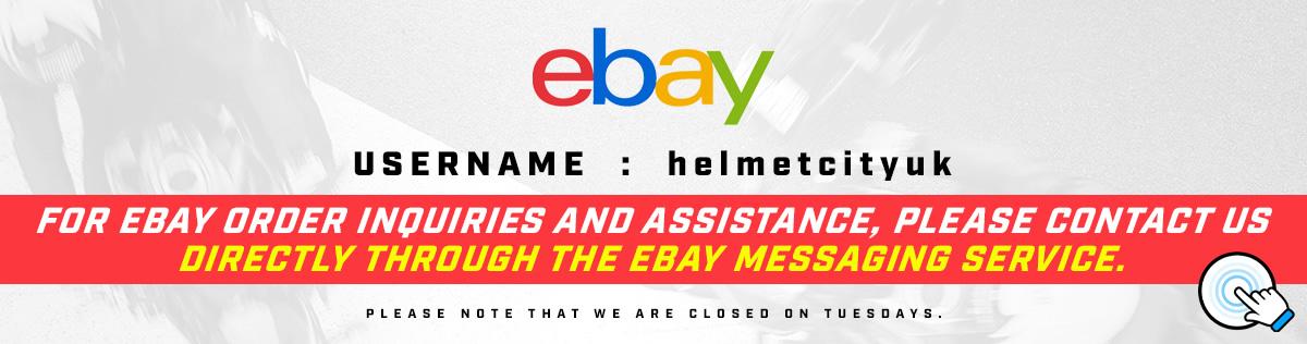 Helmet City on eBay