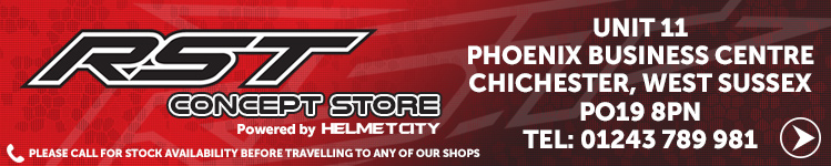 Helmet City RST Store, CLICK FOR MORE INFO