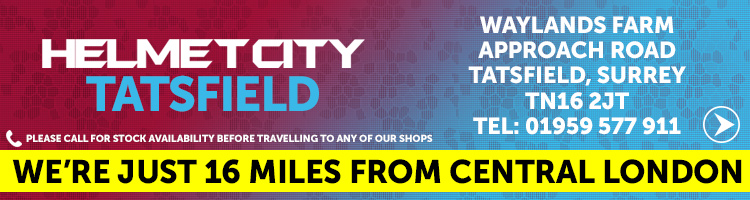 Helmet City Tatsfield, 01959 577911, CLICK FOR MORE INFO