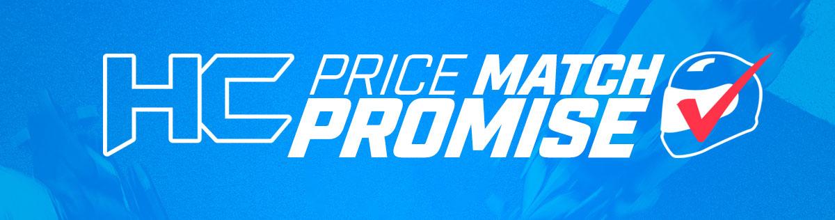 Helmet City Price Match Promise