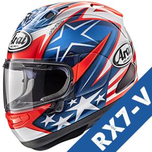 Arai RX7-V Hayden WSBK