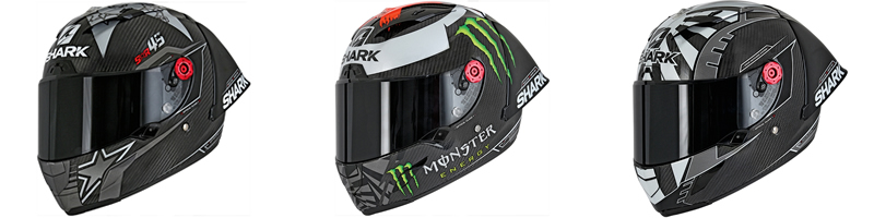 Shark Race R Pro Winter Test Helmets