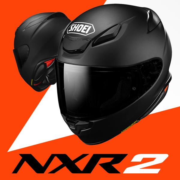 Shoei NXR 2 arriving August 2021