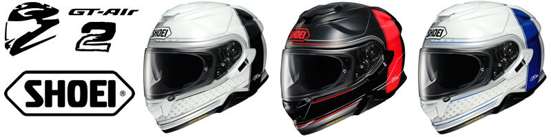 Shoei GT-Air 2 Helmets new for 2019