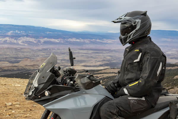 Klim Motorcycle Helmets and Clothing