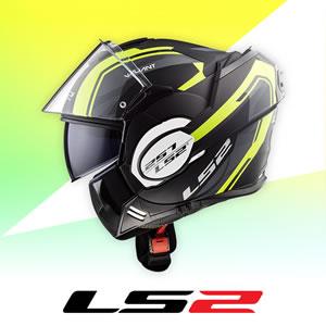 LS2 Valiant Flip Front Helmet