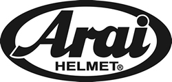 Arai 3-Snap Peak - Freeway - Black