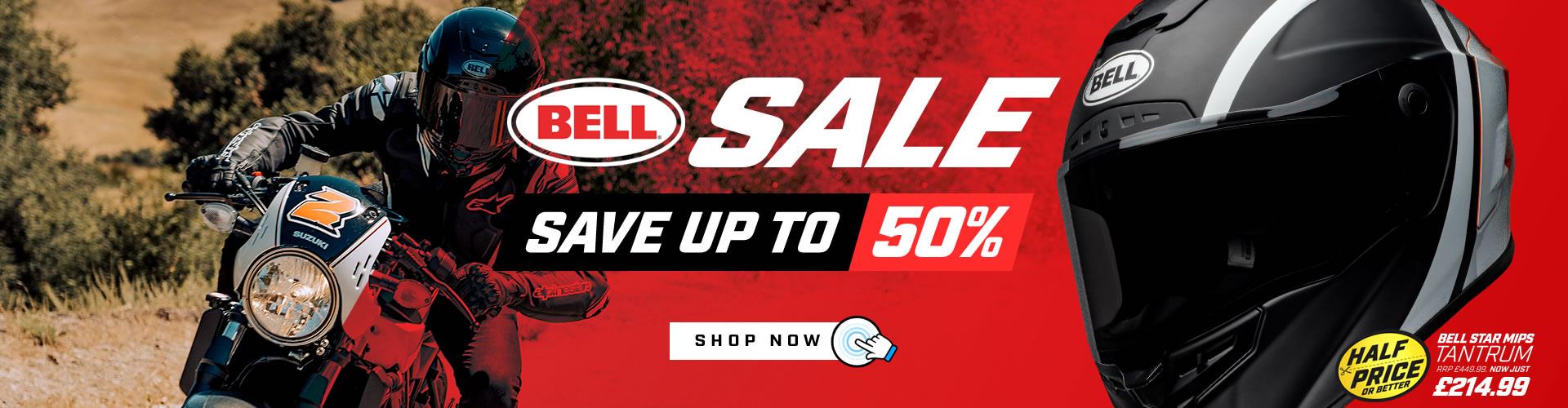 Bell Helmets on Sale at Helmet City