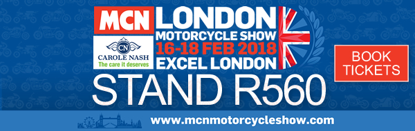2018 London Motorcycle Show