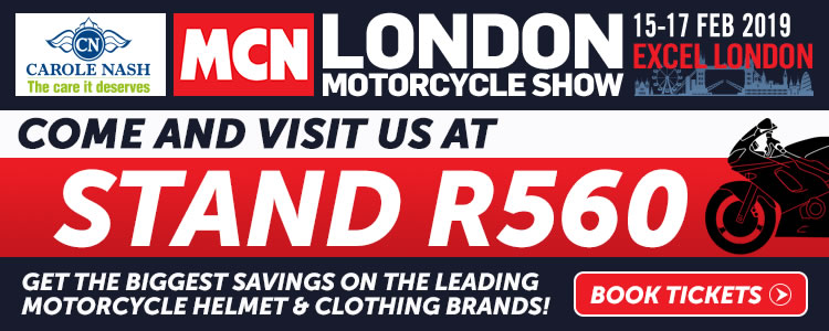Helmet City - See us on Stand R560