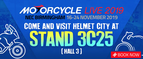 Helmet City - See us on Stand 3C25 in Hall 3